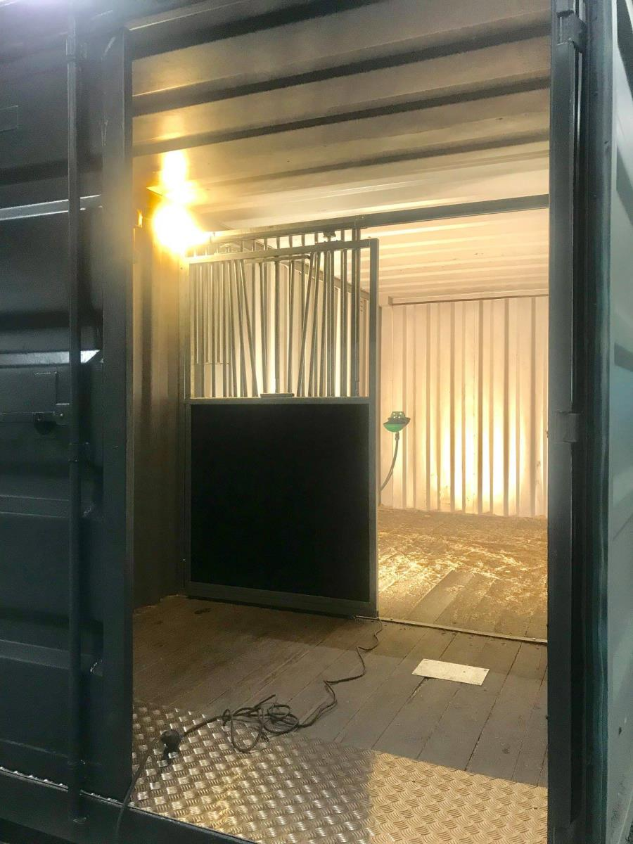 Containerstal