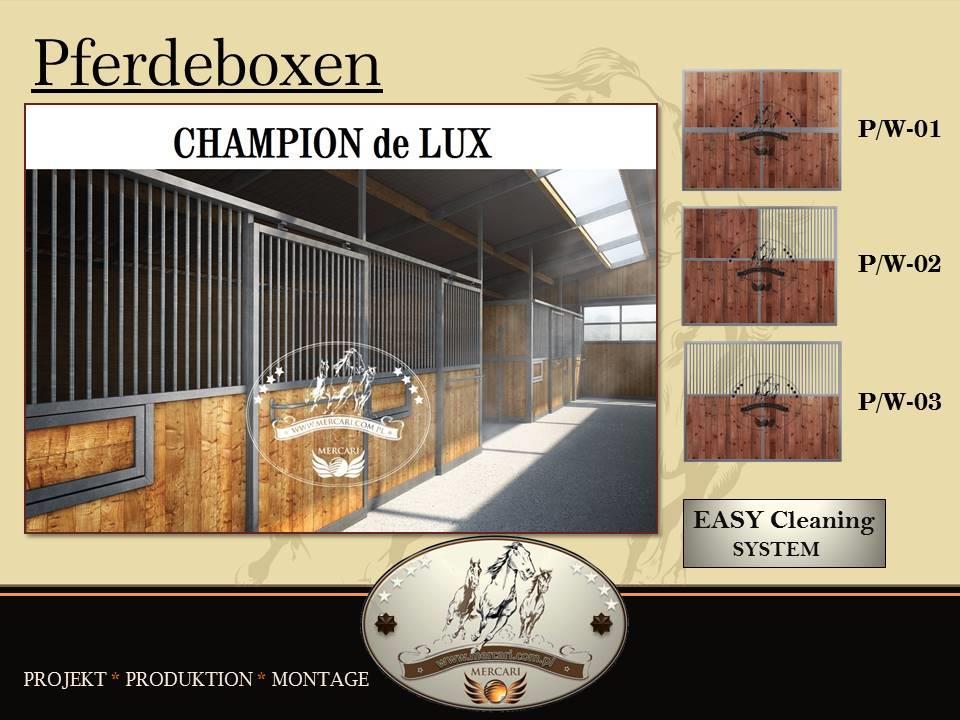 Paardenboxen, Schuilstallen, Paardenstalling