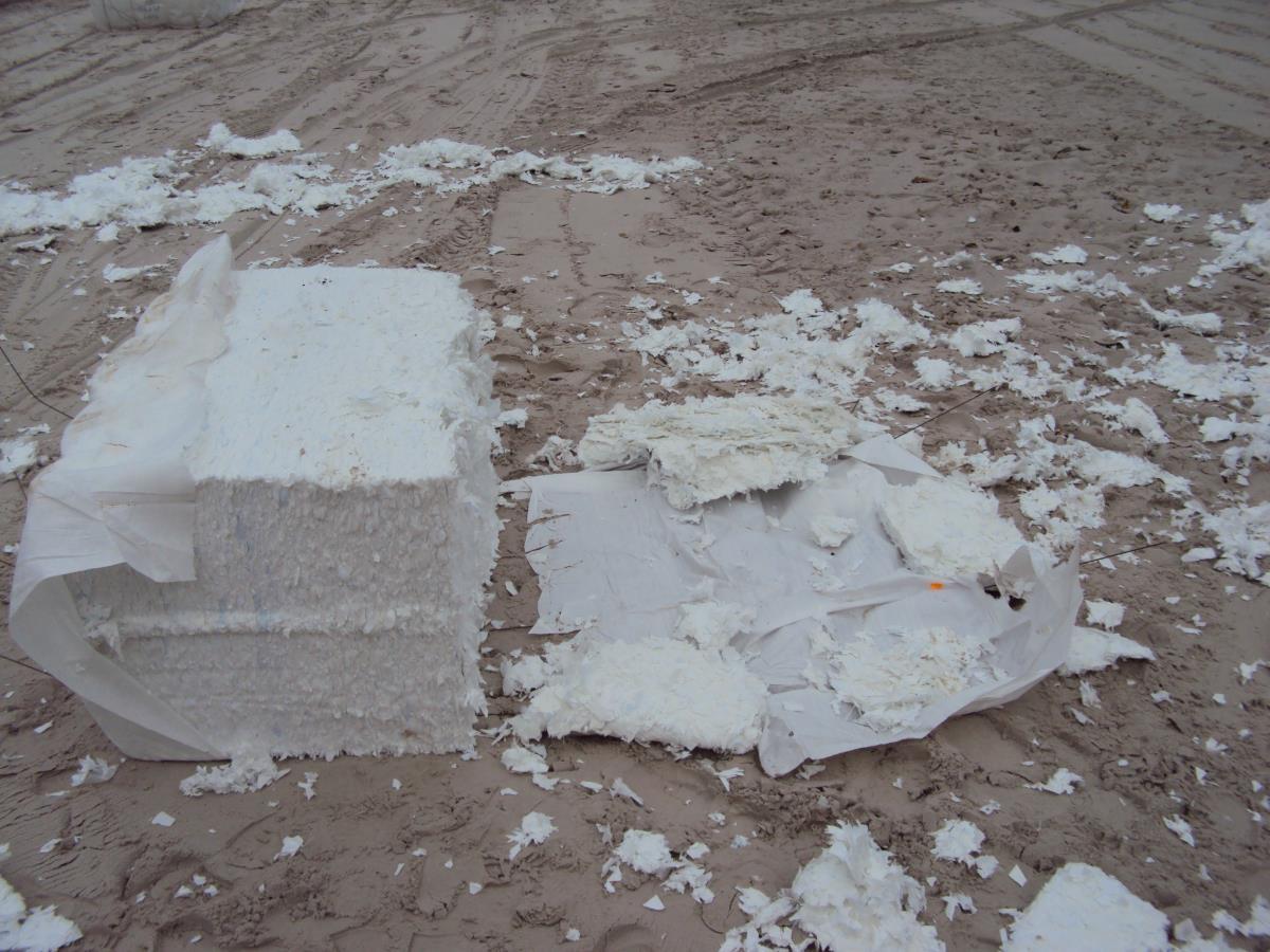 geopat - tapijtsnippers - cofibres en vezels